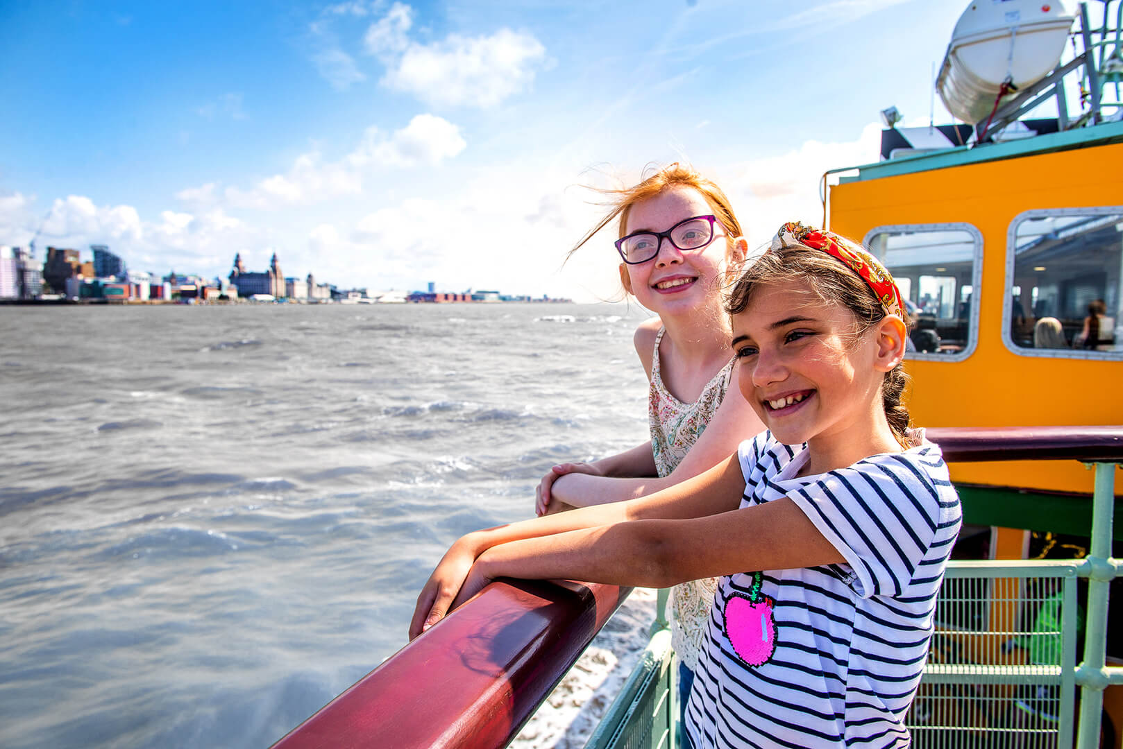 About Mersey Ferries